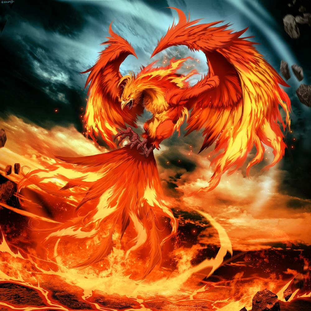 Do you believe in phoenix the fire bird?