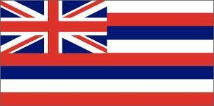 Doesn't The Hawaiin Flag Look So Cool