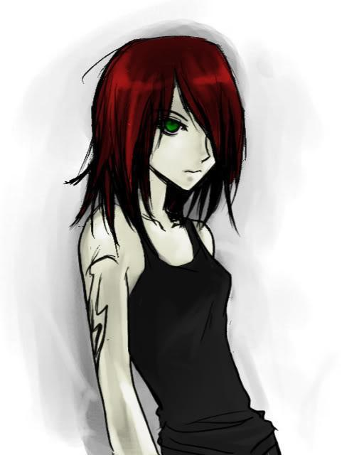 Are you a goth emo girly girl or a tomboy question - Girly girl anime ...