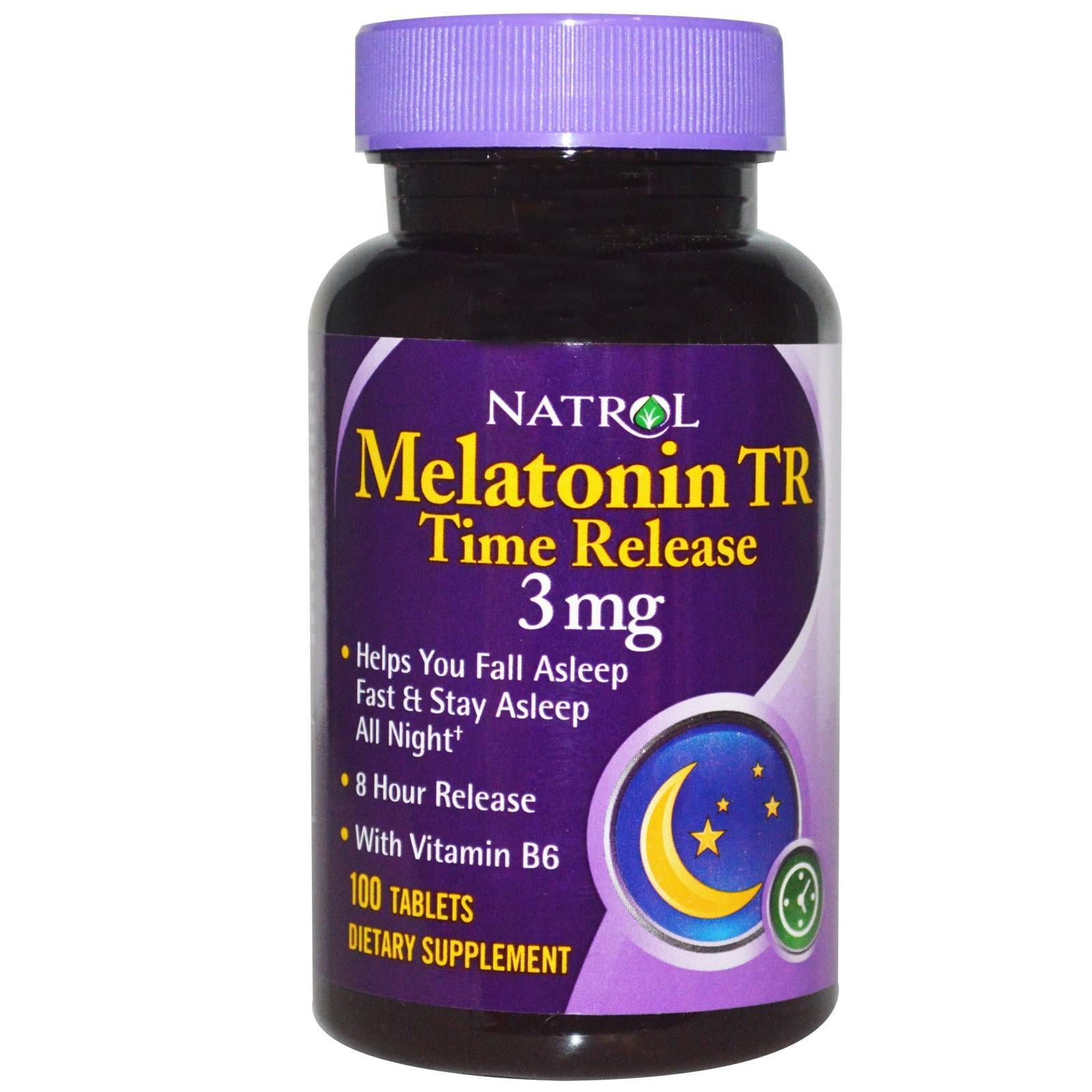 What's Melatonin for ?