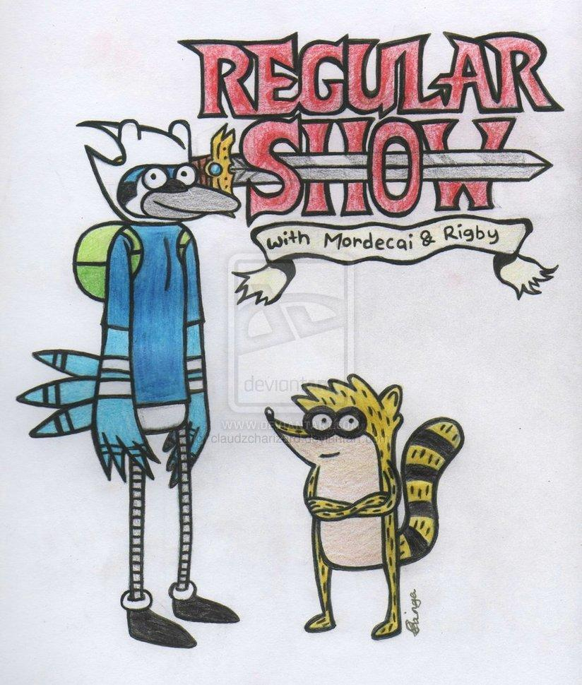 Do you watch Adventure Time or Regular Show?