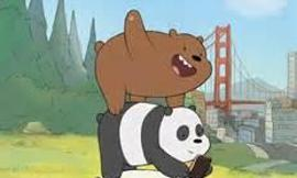Are you gonna watch the new series We Bare Bears tonight?