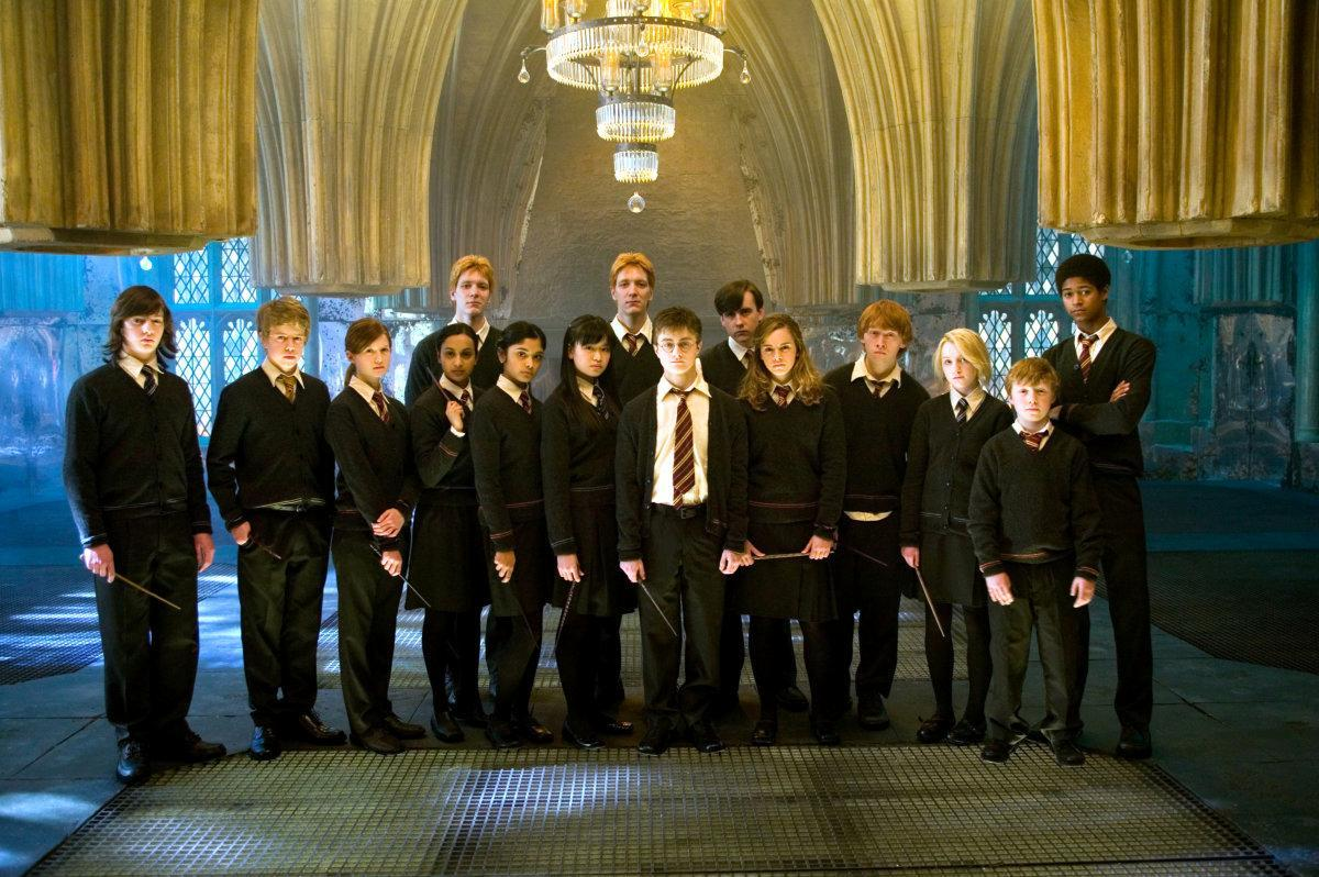 Who's your favorite Harry Potter character