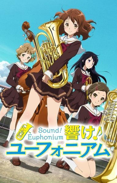 Did anyone watch Hibike euphonium?