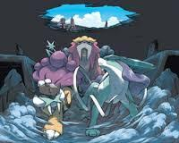 What is your favorite Legendary Pokemon?