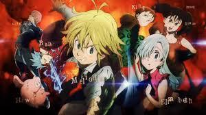 "Hey I just want to know if anyone has watched "" The Seven deadly sins"""