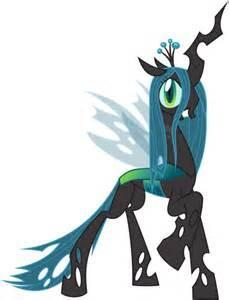 Does Queen Chrysalis have a cutie mark?