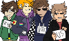 "Do you guys have any ""Ask/Dares"" for any Eddsworld characters?"