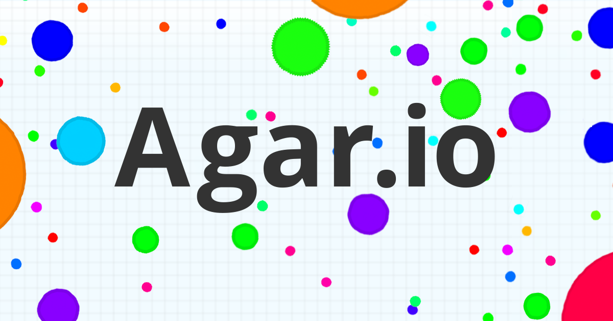 What's Your Agario High-Score?