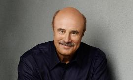 Is Dr. Phil single?