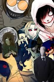 Who is your favorite creepypasta shipping?