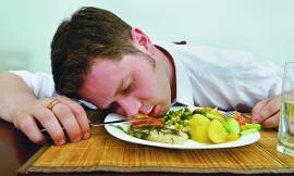 Why do we get tired after eating?