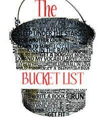 What are some of the weirdest things on your bucket list?
