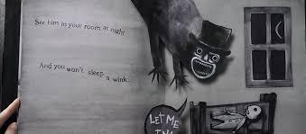 "Who knows the movie ""The Babadook""?"