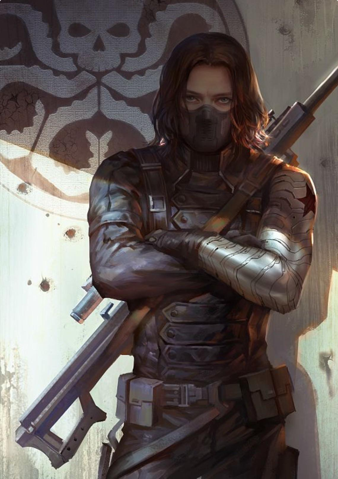 Do you think Bucky Barnes is a villain?
