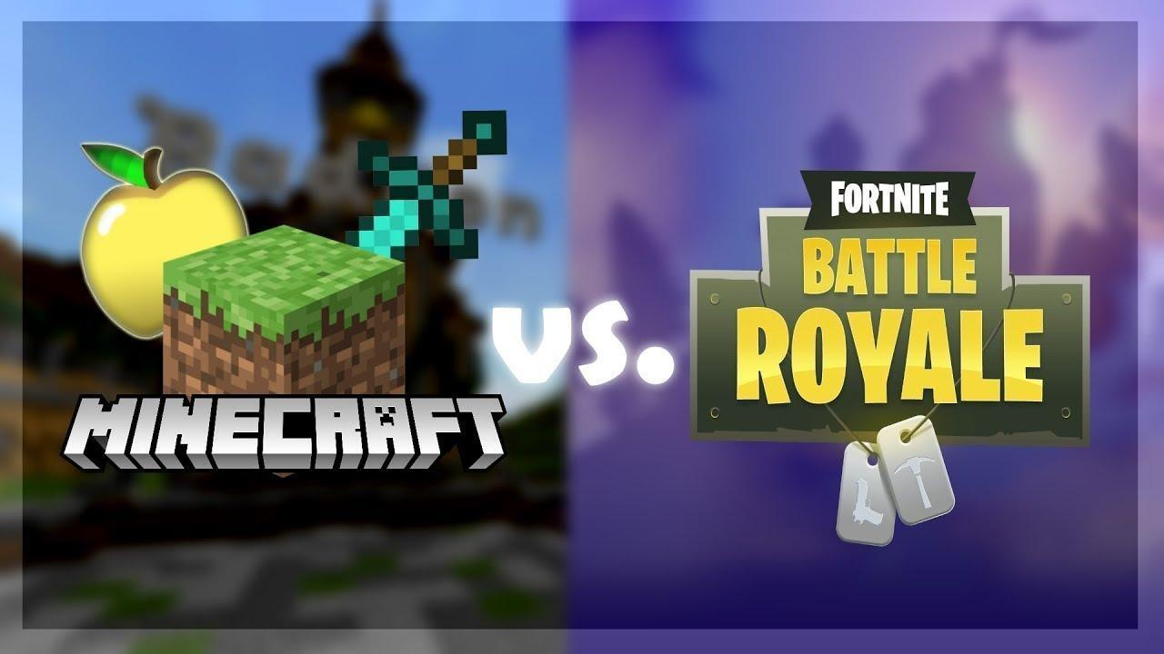 What is your favorite game? Minecraft or Fortnite Battle Royal