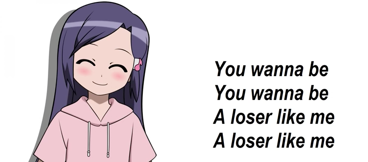 Do you think you are a loser?