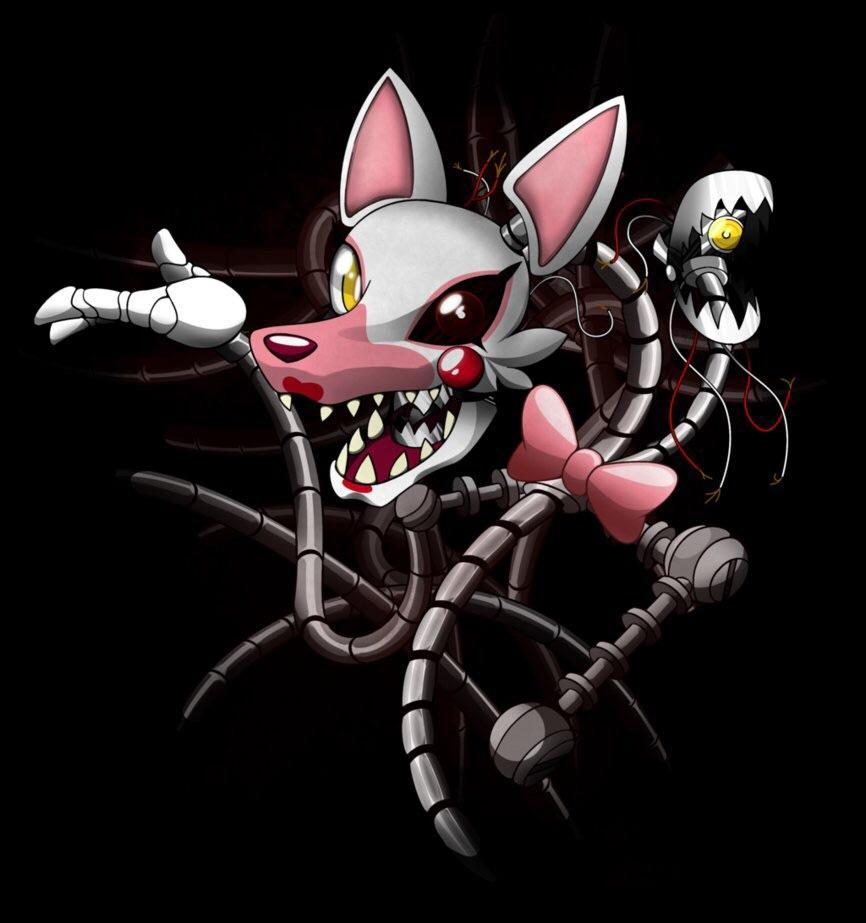 Anyone else think Mangle is still a mystery?