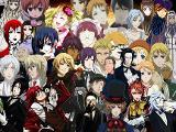 what if you could meet black butler characters?