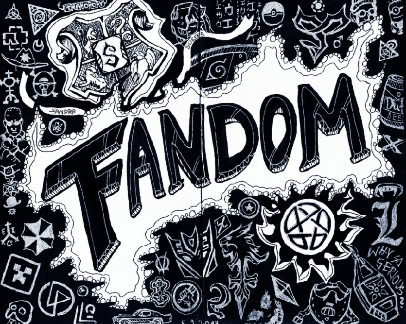 How many fandoms are you in? What are they?