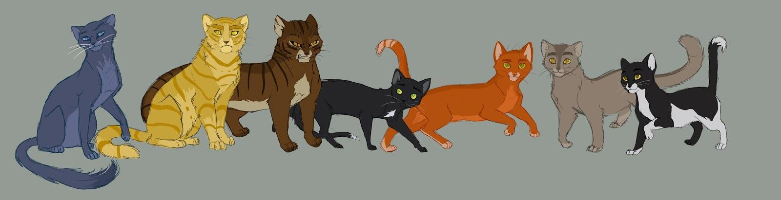 If you could be any Warrior Cat, who would it be?