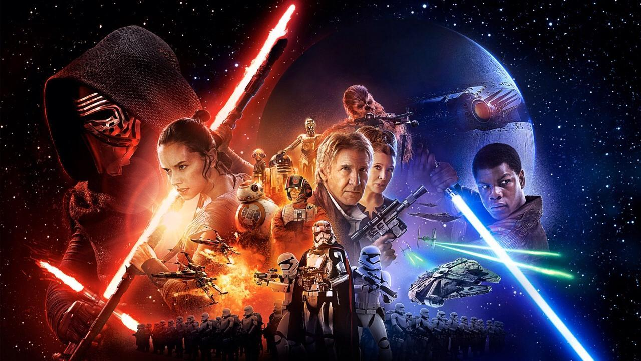 Who is your favorite Star Wars Force Awakens Character?