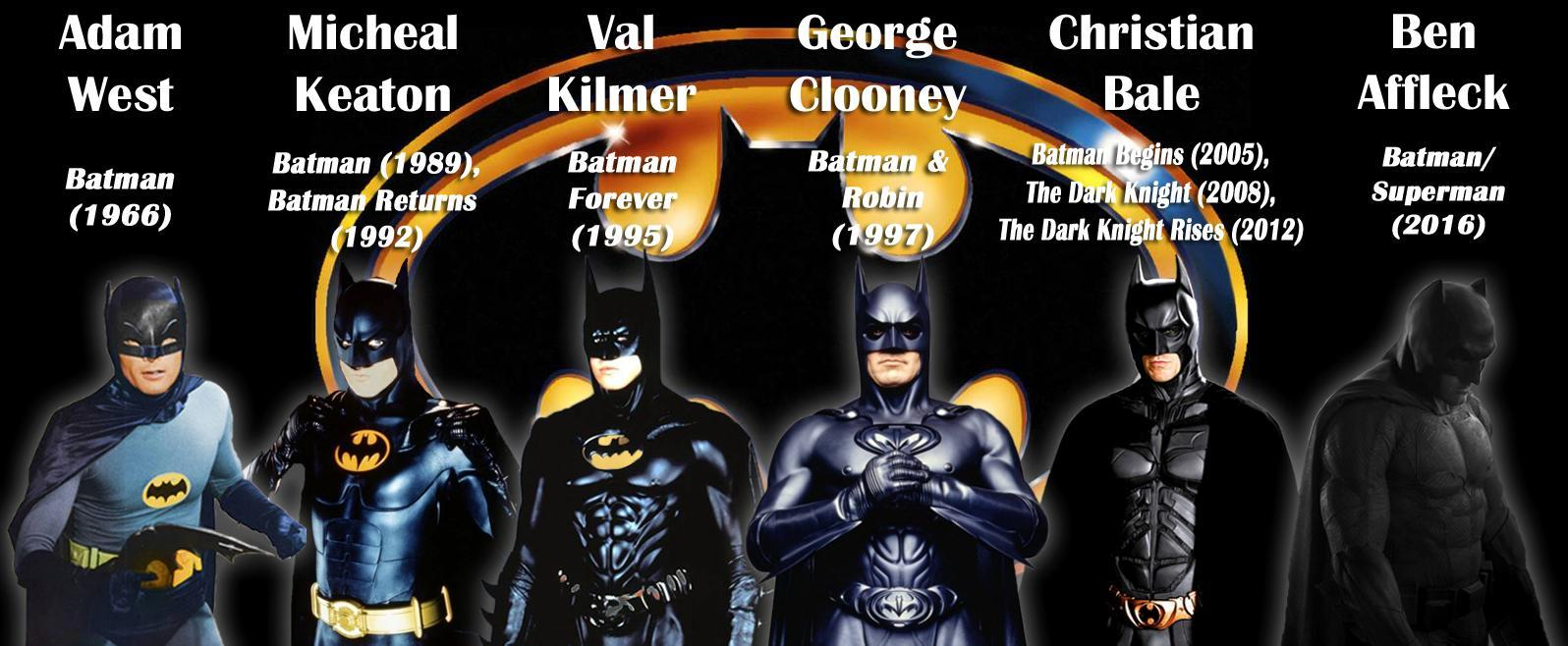 In your opinion, who is the best actor that portrays Batman. (In any movie or TV show that you want)