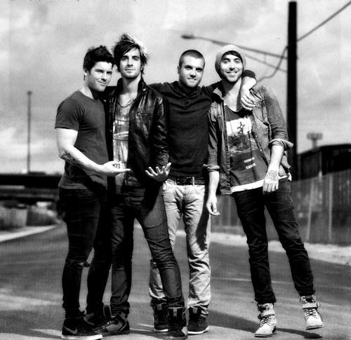 Is anyone on here an All Time Low fan?