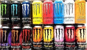 What is your favorite monster energy drink flavor?
