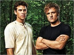 Are you more # Team Peeta or # Team Gale?