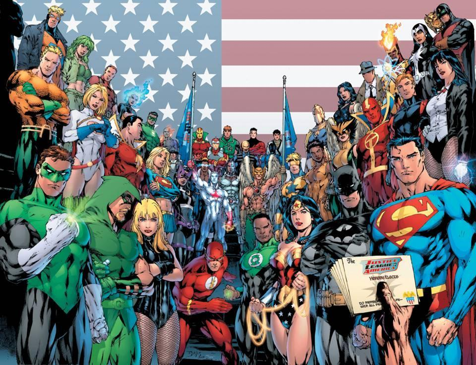 Who is your all time favorite DC hero?