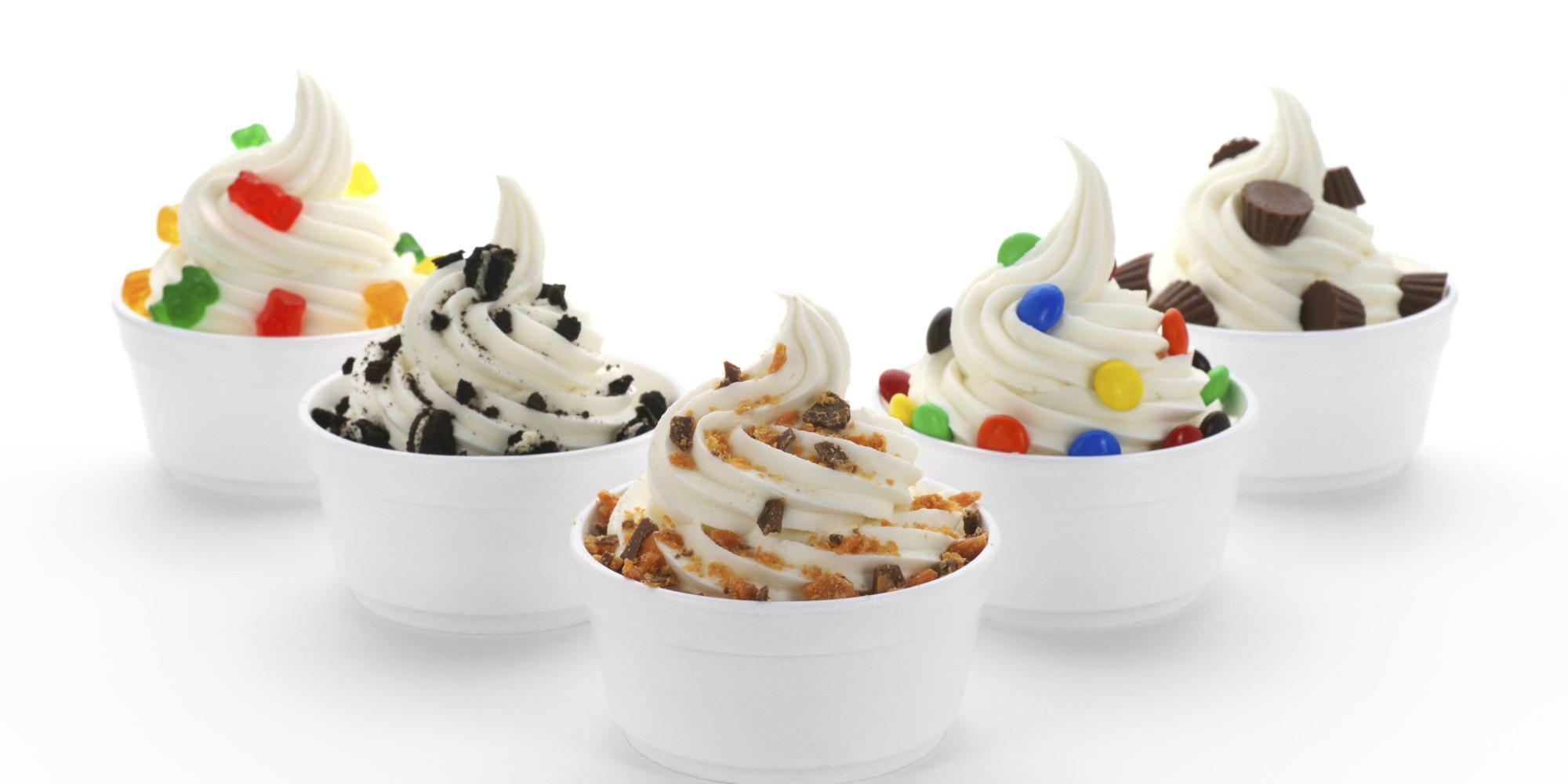 which would you rather have, regular yogurt or frozen yogurt?