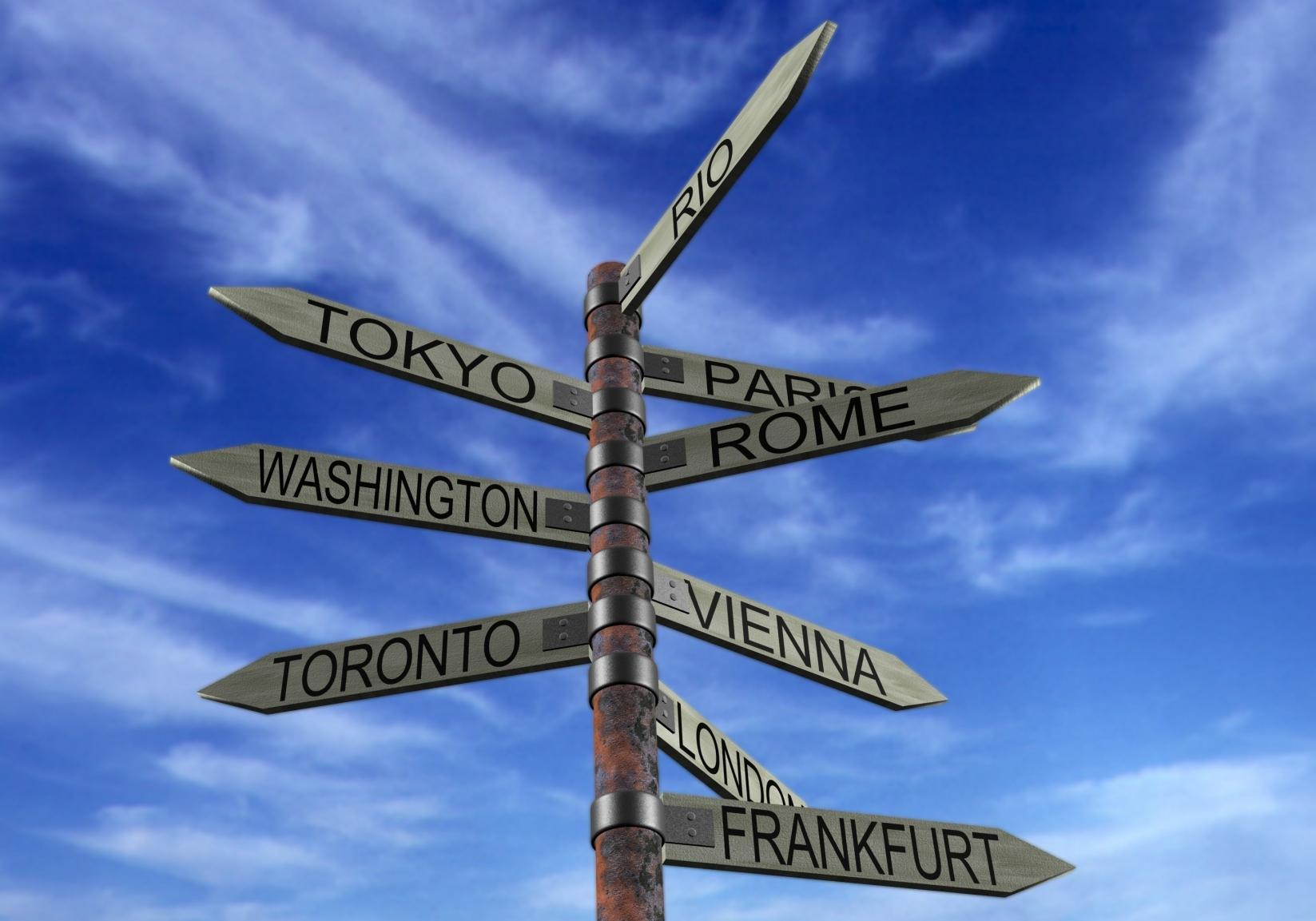 What Are Your Top Five Travel Must-Go's?