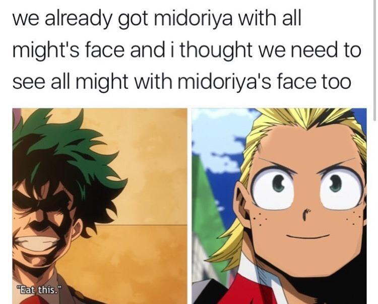 Which would be better to cosplay from BNHA?
