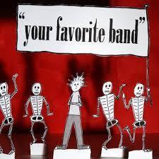 Who is your favorite band and or artist?