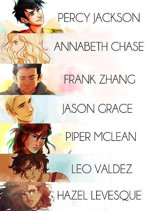 who is your fav person from the percy jacksons?