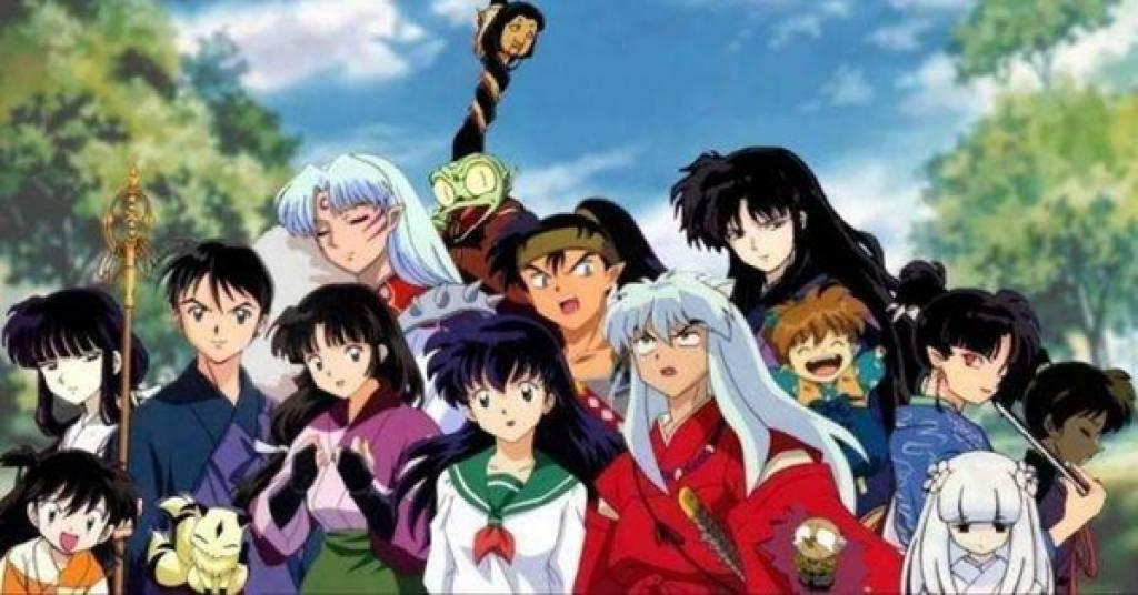 what if you were in inuyasha anime?