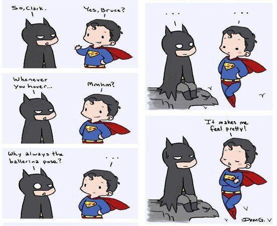 Who has seen Batman v. Superman and what did you think?