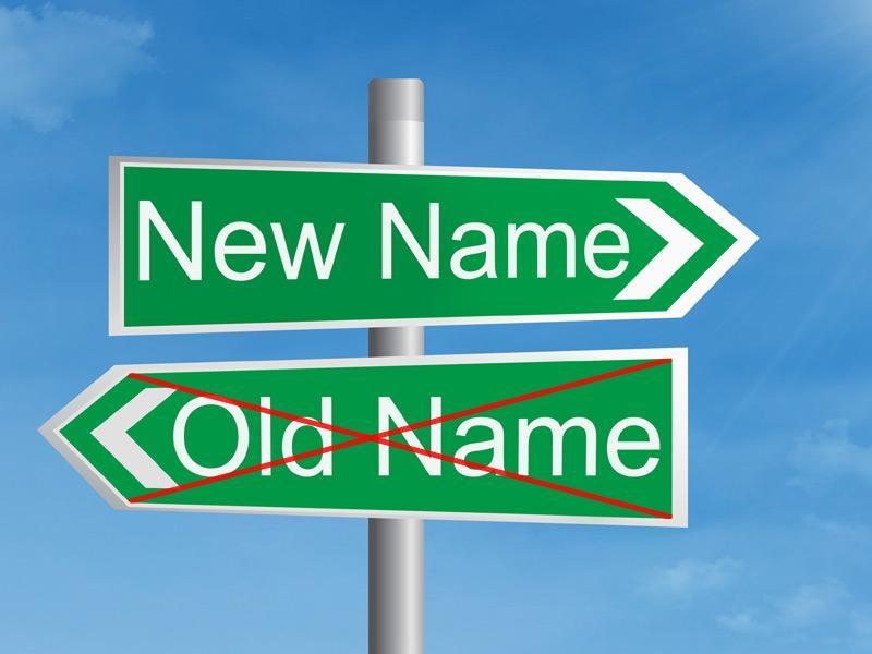 If you had to pick a new name for yourself, what name would you pick?