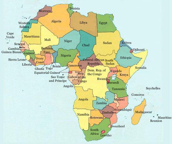 Why is Africa still so underdeveloped?