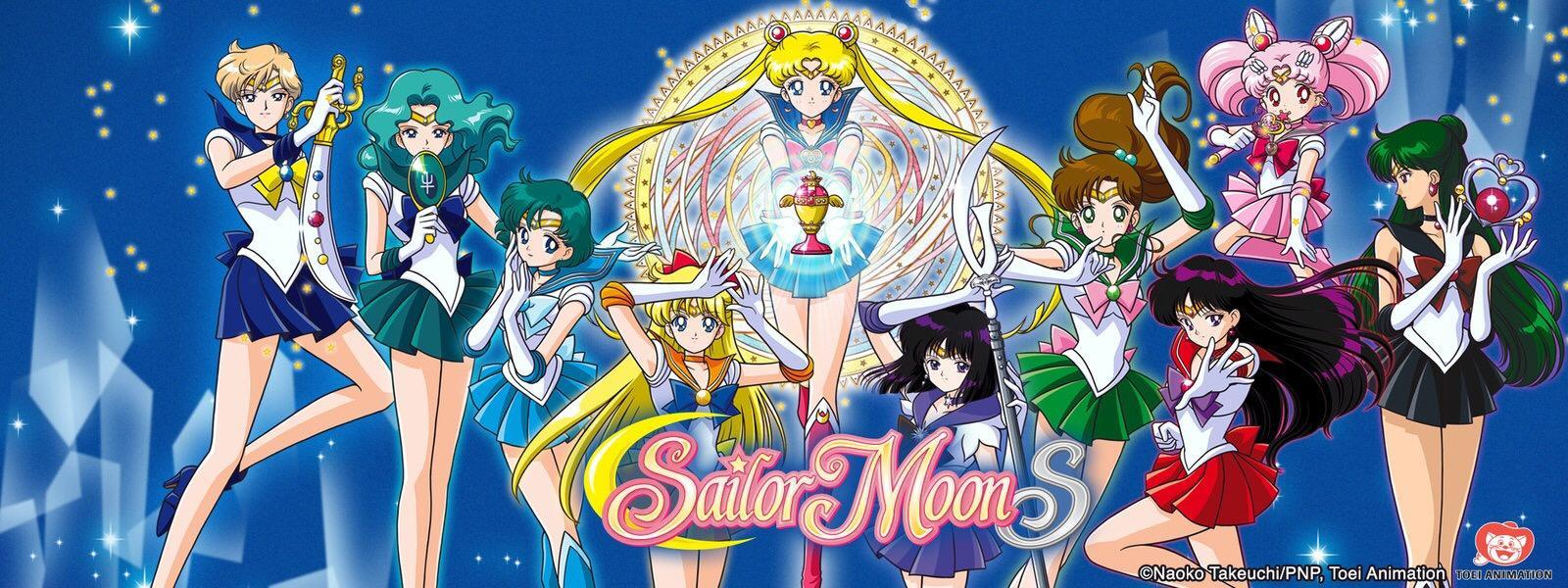 What is your favourite sailor moon warrior?