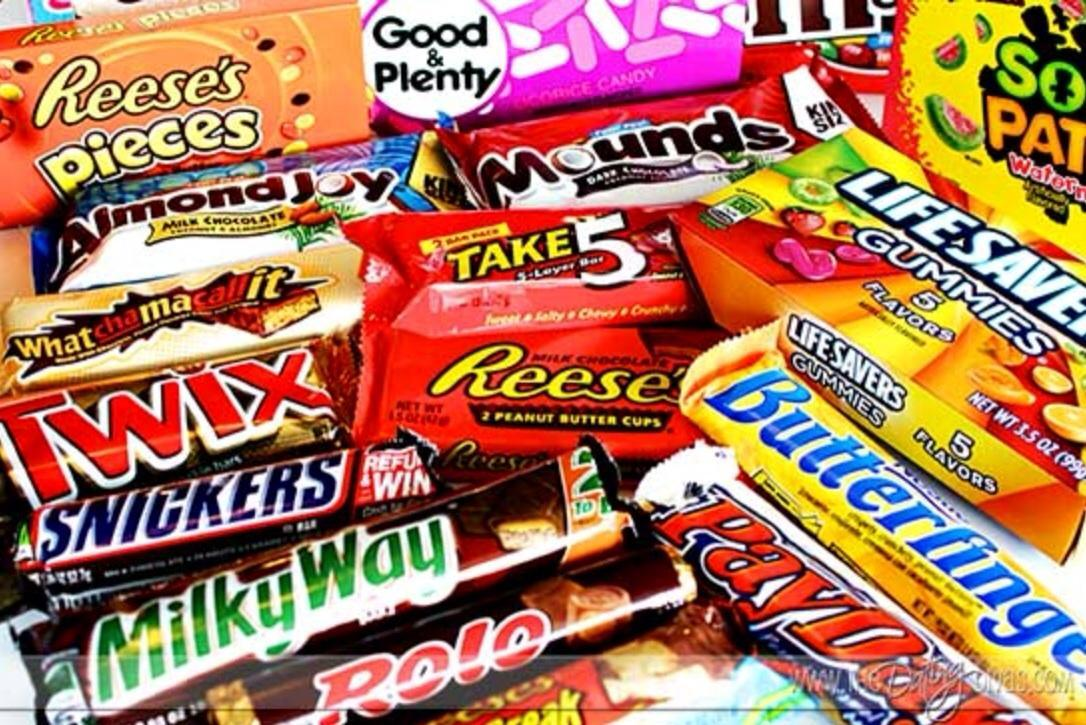 What do you consider to be 'Loser Candy'?