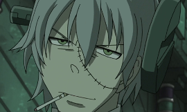 Is it like a normal thing for people to have a crush on Dr.Stein? (Soul Eater)