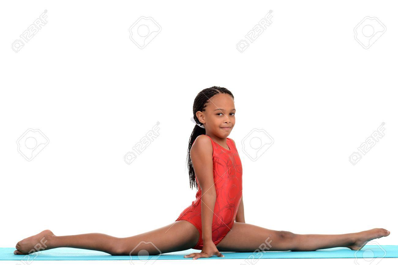 How to do the front splits fast?