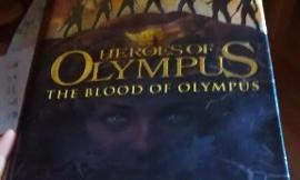 Who's Finished Blood of Olympus?