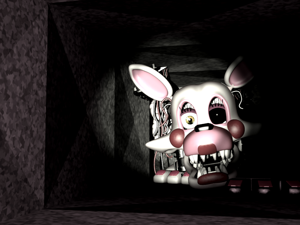 what is mangle's gender