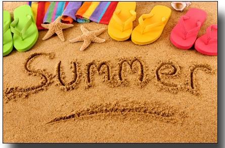 What is your ideal Summer?