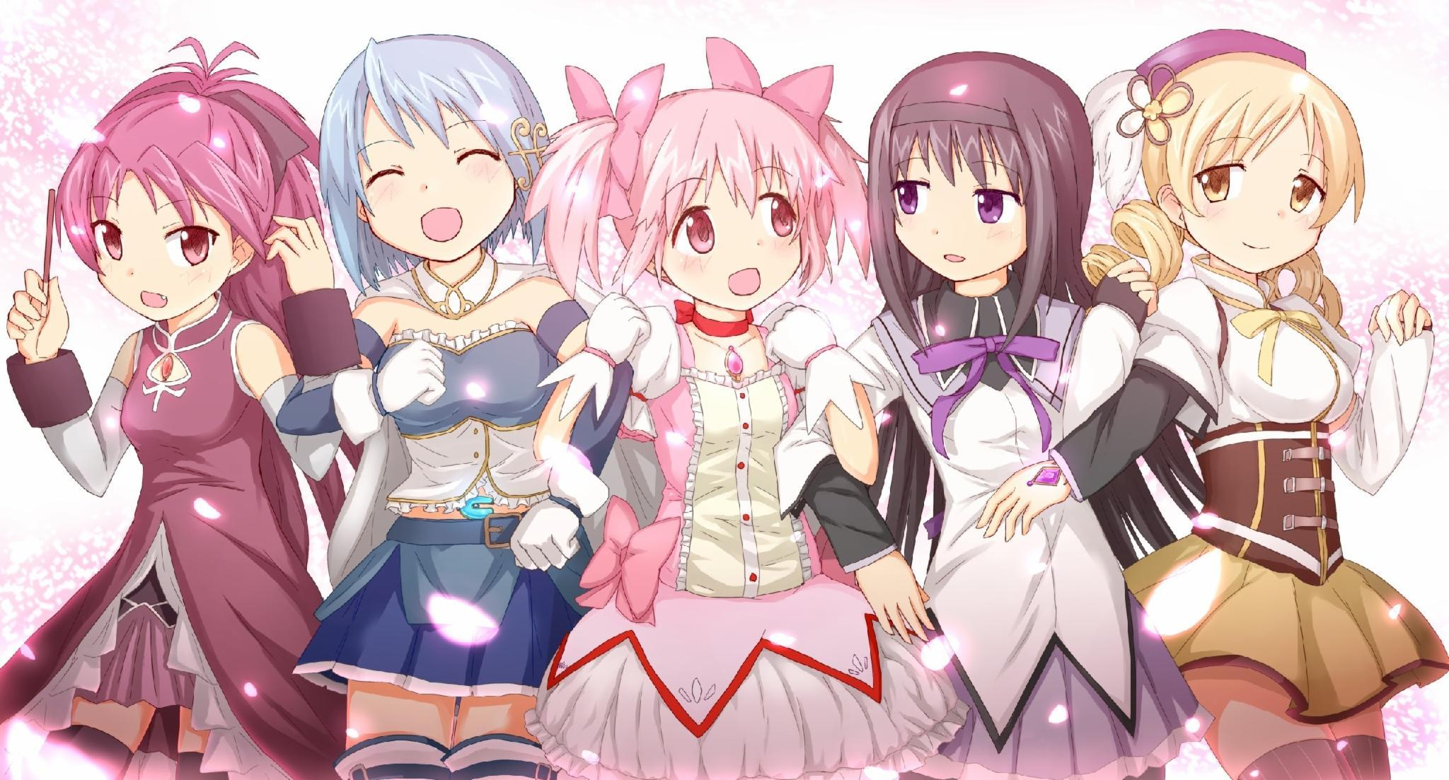 Who is your favourite Madoka Magica Character?