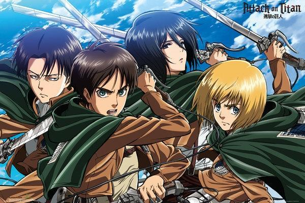 What Is Your Favorite Character In Attack On Titan?