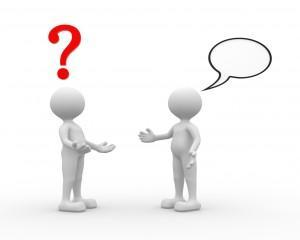 If you could ask a single person one question, and they had to answer truthfully, who and what would you ask?